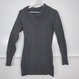 The limited women's sweater size xs grey